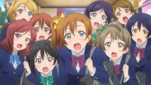 """みんな顔似すぎ!と思う""""判子絵アニメ""""ランキング 3位:ゆるゆり、1位は・・・"""