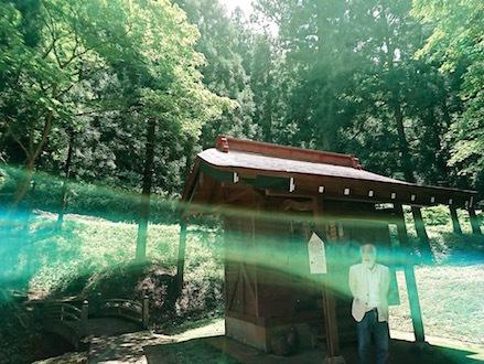 3-2玉簾の滝と龍神