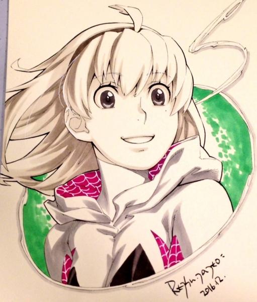 Tateo Spider Gwen