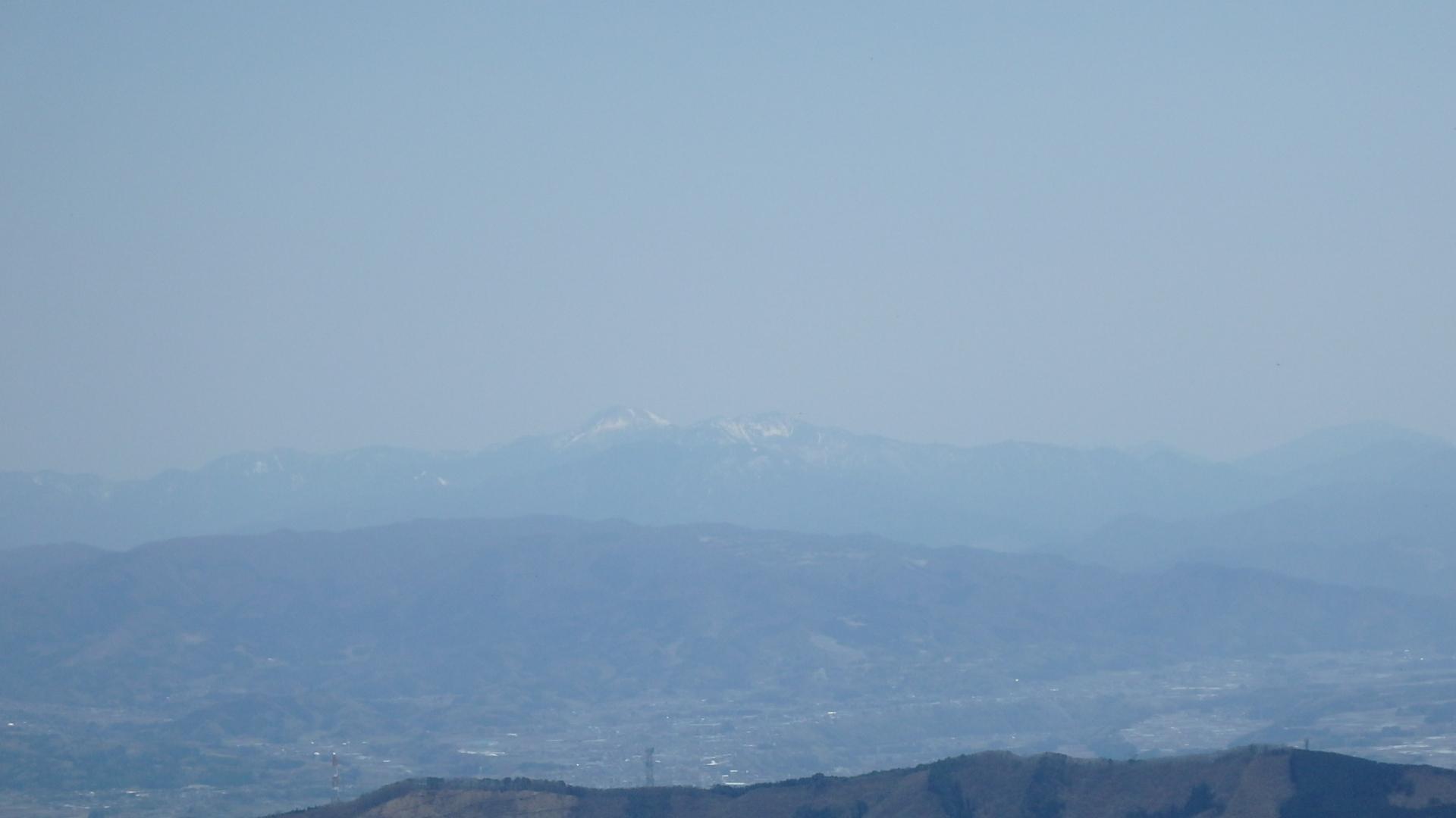 日光白根山P4302152