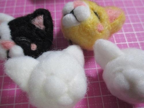 小さな猫途中3