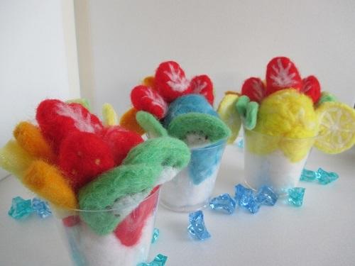 フルーツかき氷5