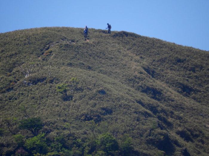 竜ヶ岳望遠