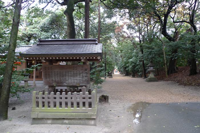大和の国の神社  廣瀬神社  4