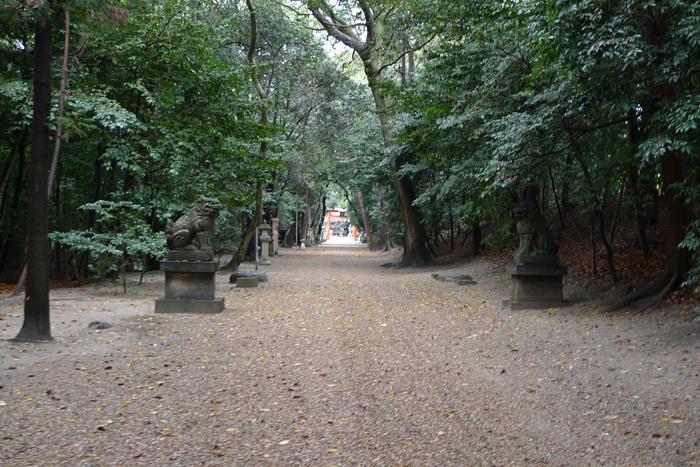 大和の国の神社  廣瀬神社  6