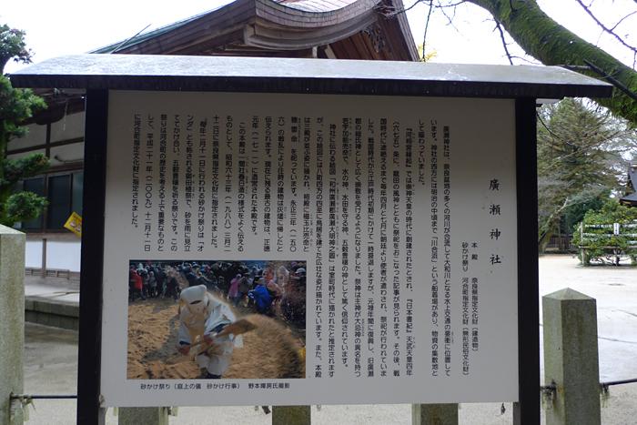 大和の国の神社  廣瀬神社  9