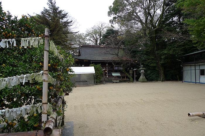 大和の国の神社  廣瀬神社  10