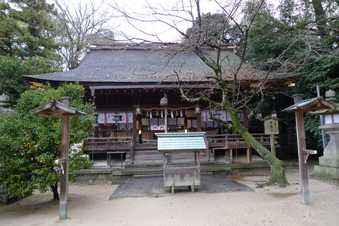 大和の国の神社  廣瀬神社  11