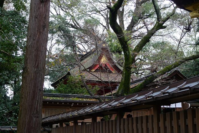大和の国の神社  廣瀬神社  13