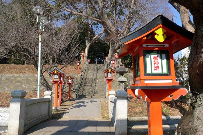 常陸国の神社  吉田神社  2
