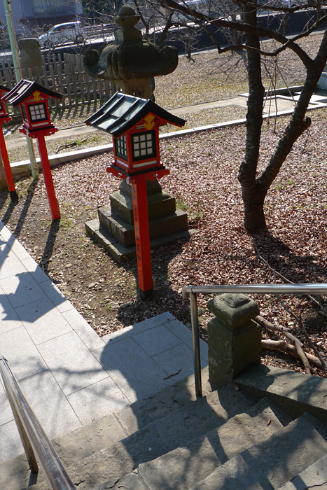 常陸国の神社  吉田神社  4