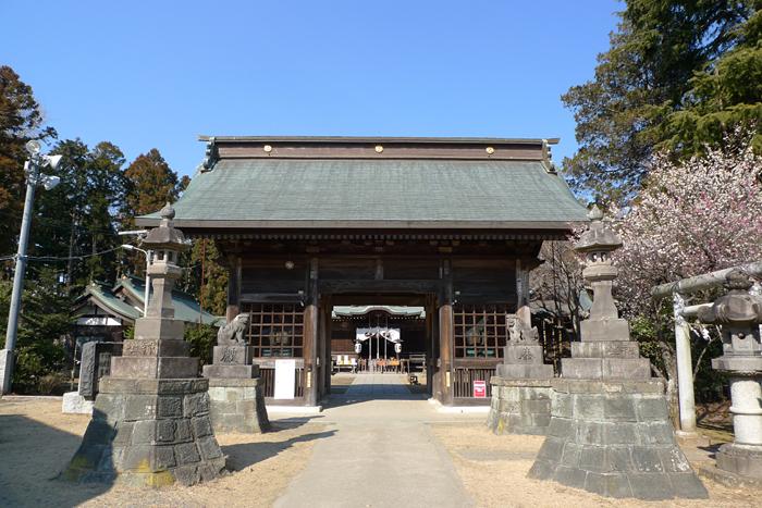 常陸国の神社  吉田神社  13