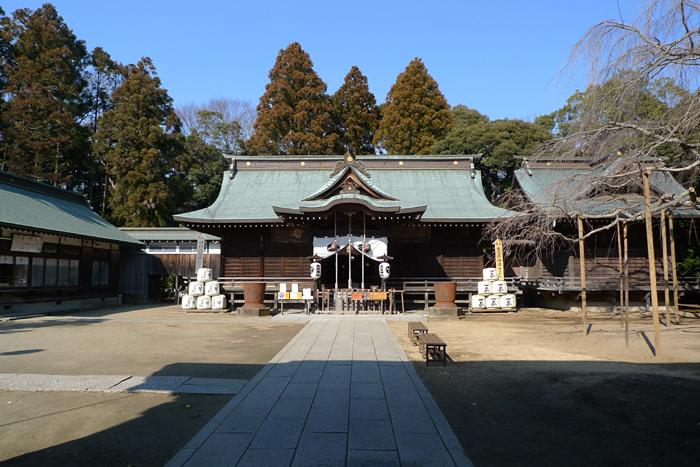 常陸国の神社  吉田神社  19
