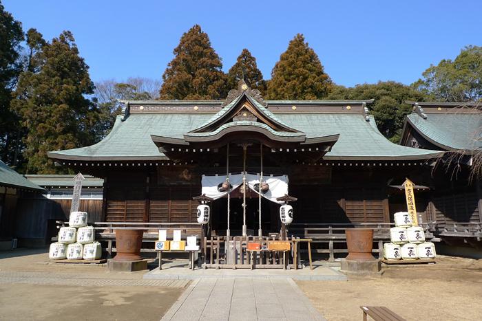 常陸国の神社  吉田神社  20