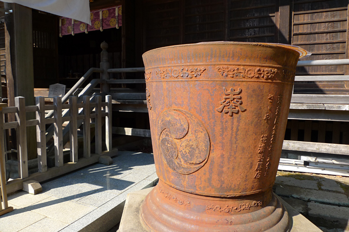 常陸国の神社  吉田神社  24