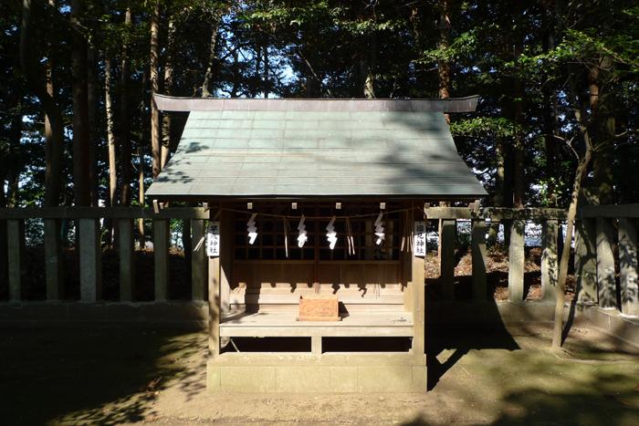常陸国の神社  吉田神社  29