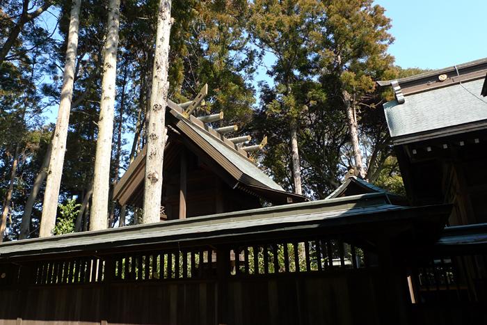 常陸国の神社  吉田神社  36