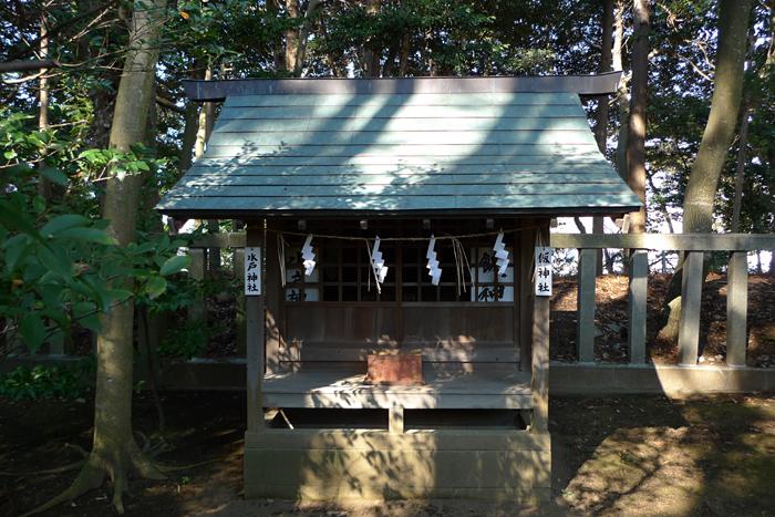 常陸国の神社  吉田神社  38