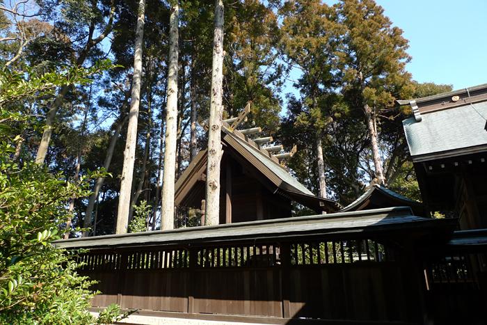常陸国の神社  吉田神社  39