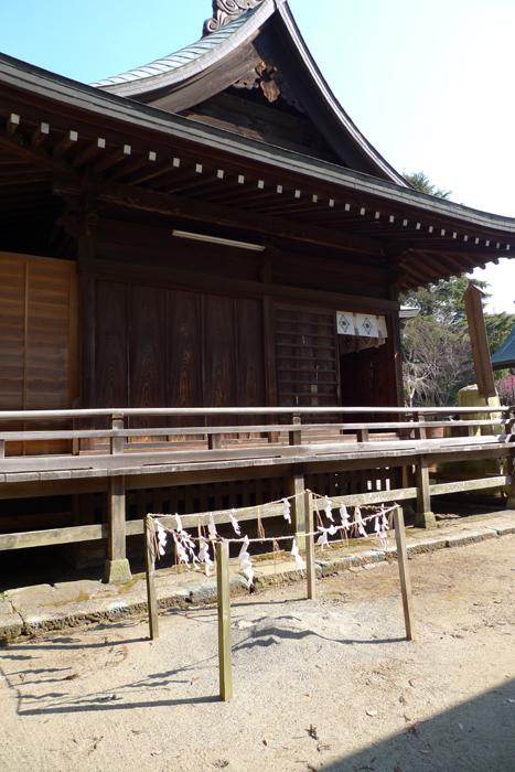 常陸国の神社  吉田神社  40