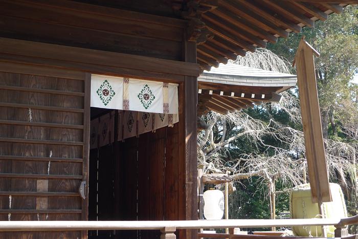 常陸国の神社  吉田神社  41
