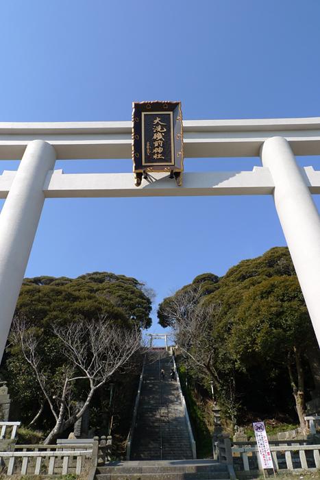 常陸国の神社  大洗磯前神社  5