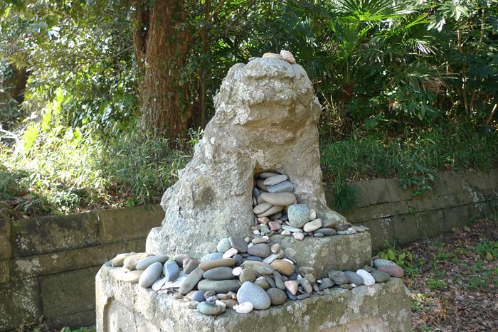 常陸国の神社  大洗磯前神社  4
