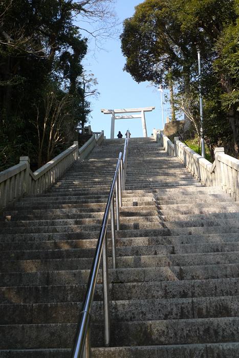 常陸国の神社  大洗磯前神社 8
