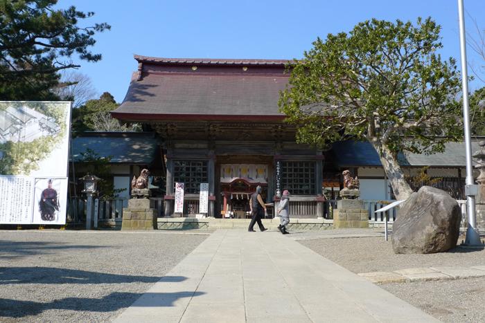 常陸国の神社  大洗磯前神社 10
