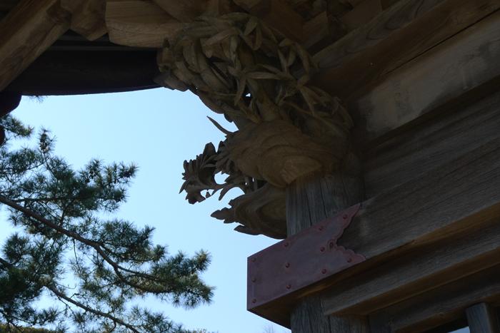 常陸国の神社  大洗磯前神社 16