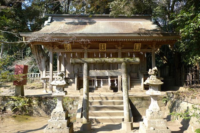 常陸国の神社  大洗磯前神社 31