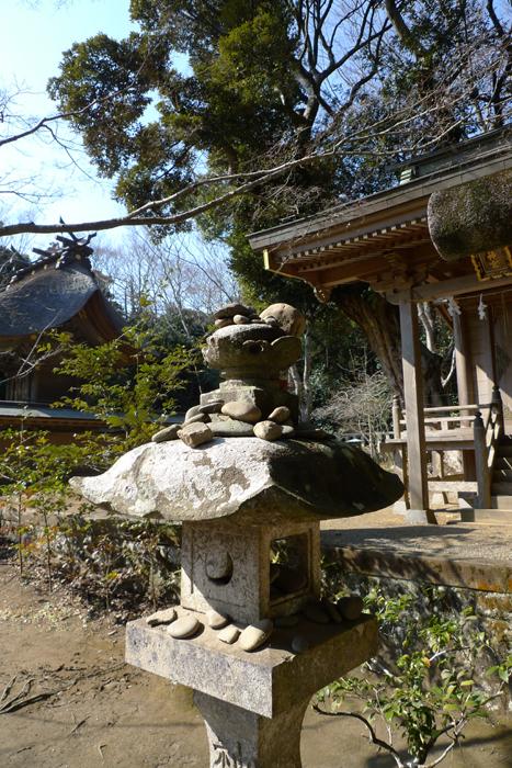 常陸国の神社  大洗磯前神社 32