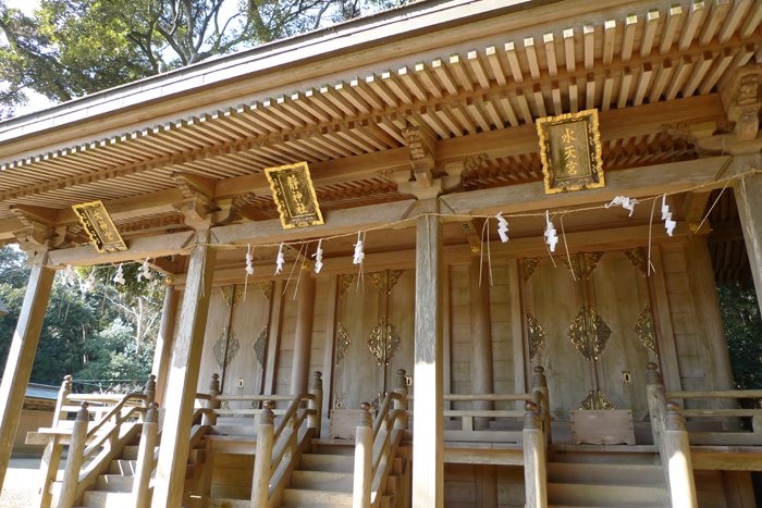 常陸国の神社  大洗磯前神社 33