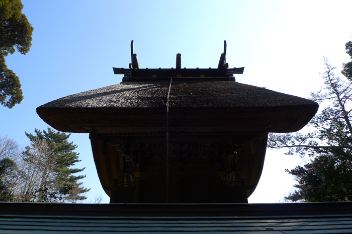 常陸国の神社  大洗磯前神社 38