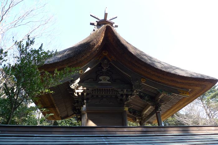 常陸国の神社  大洗磯前神社 39