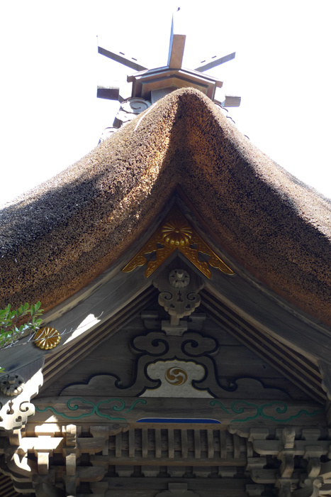 常陸国の神社  大洗磯前神社 40