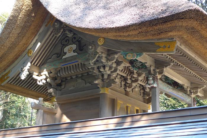 常陸国の神社  大洗磯前神社 43
