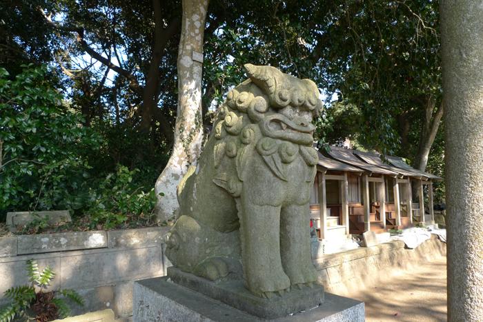 常陸国の神社  酒列磯前神社  2
