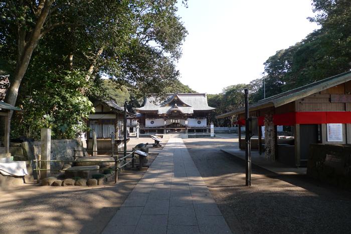 常陸国の神社  酒列磯前神社  5