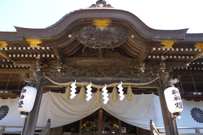 常陸国の神社  酒列磯前神社  17