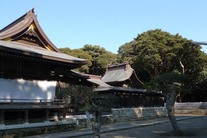 常陸国の神社  酒列磯前神社  21