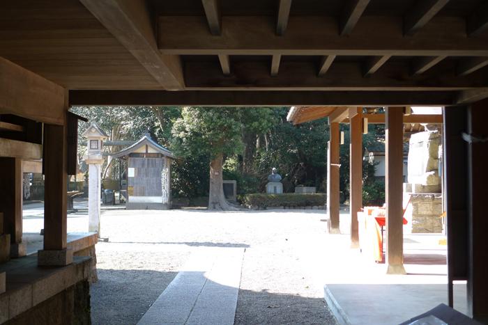 常陸国の神社  酒列磯前神社  25
