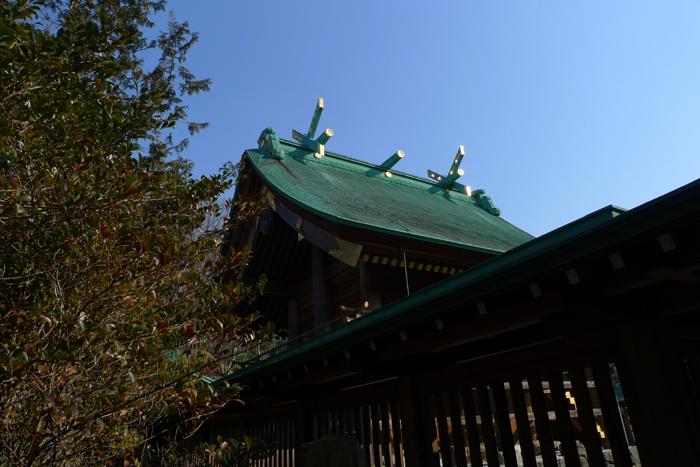 常陸国の神社  出雲大社  14