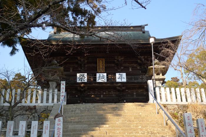 常陸国の神社  筑波山神社  8