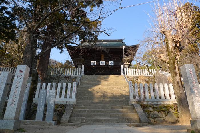 常陸国の神社  筑波山神社  9