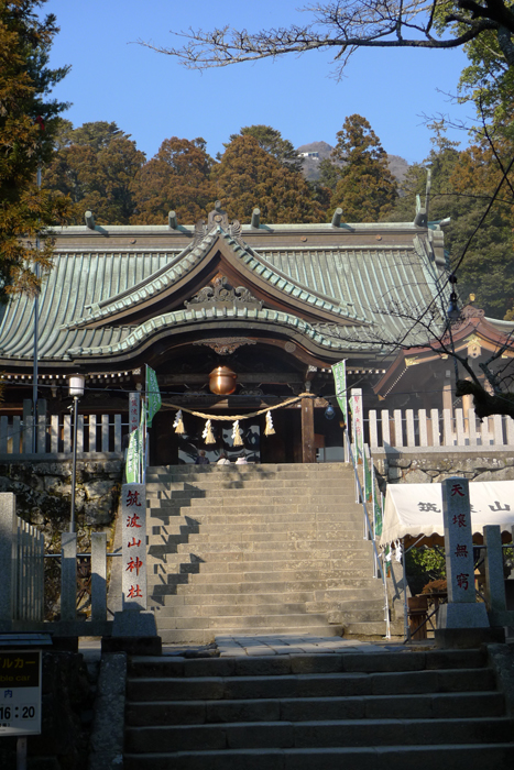常陸国の神社  筑波山神社  17