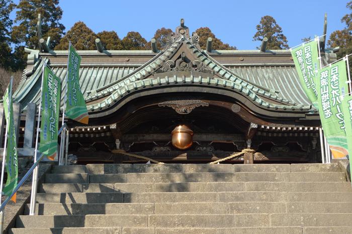 常陸国の神社  筑波山神社  19