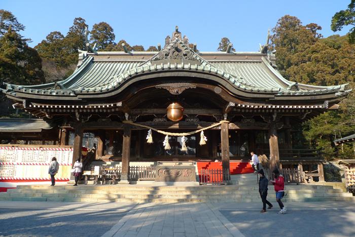 常陸国の神社  筑波山神社  20
