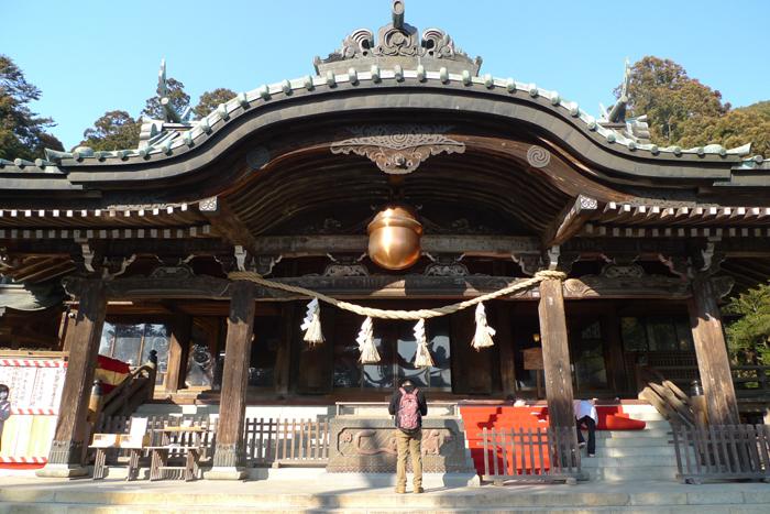 常陸国の神社  筑波山神社  21