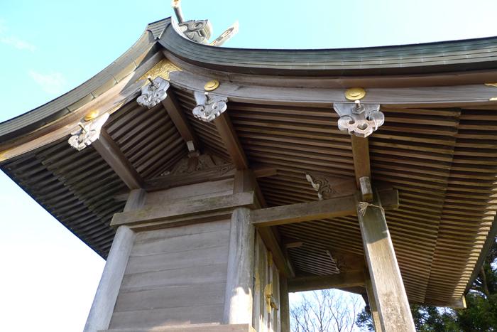 常陸国の神社  筑波山神社  29
